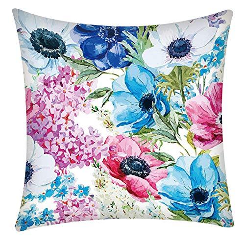 Kussen LKU Europese stijl woondecoratie kussen rose sierkussen sofa mediterrane stijl, e