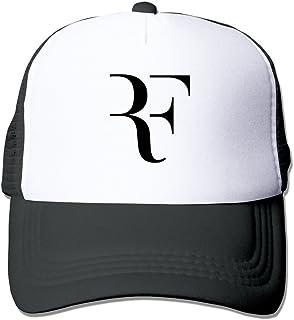 Qicaiyangguang Huseki Roger Federer Sandwich Baseball Caps for Unisex Adjustable Natural
