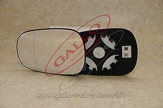 7445609241295 Derb Specchio Specchietto Retrovisore Sx Calotta Nera