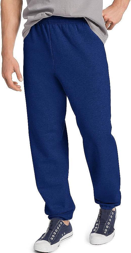 Hanes ComfortBlend EcoSmart Men's Sweatpant at  Men's Clothing store