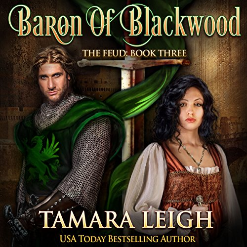 Baron of Blackwood audiobook cover art