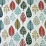 McAlister Textiles Copenhagen Magda | Stoff mit abstraktem