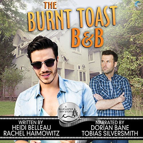The Burnt Toast B&B: A Bluewater Bay Novel audiobook cover art