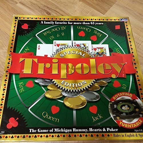 Tripoley Special Edition From Cadaco 2000