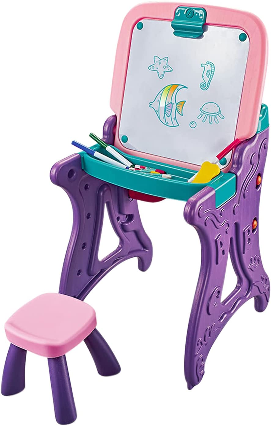Writing Drawing Board Puzzle Science Save money and Long Beach Mall Toys-Early E Education
