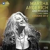 Songtexte von Martha Argerich - Live from Lugano 2012