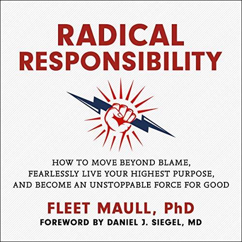 Radical Responsibility audiobook cover art