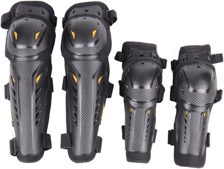 TLMYDD Motocross Reiten Knielokomotive Schutzausrüstung Winddicht Anti-Fallen Männliche REIT Leggings Knight Ausrüstung Knieschützer B07PG71K4S  Hohe Qualität und geringer Aufwand