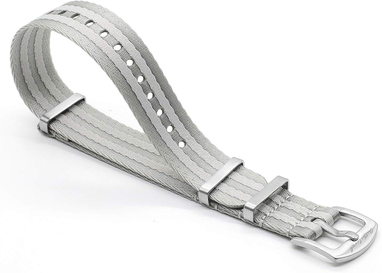Onthelevel Over item handling ☆ Finally popular brand 20mm 22mm Watch Strap for Premium Men Waterpr Women -