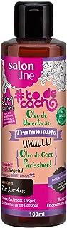 Óleo Capilar 100ml Todecacho Coco Puro Unit, Salon Line