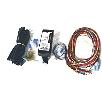 Amazon.com: Ultima Complete Wiring Harness Kit For Harley-Davidson:  Automotive