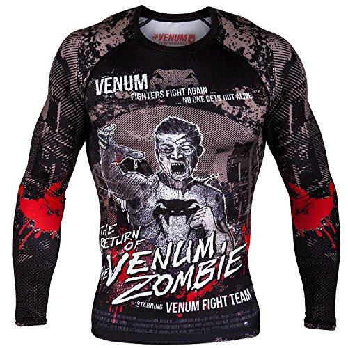 VENUM Zombie Return, Maglietta Maniche Lunghe Uomo,...