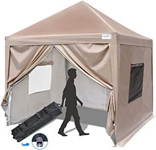portable enclosed gazebo