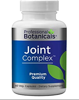 Professional Botanicals Ligatone - Vegan Joint Health Supplement Supports Healthy Joints, Tendons, Elasticity and Cartilag...