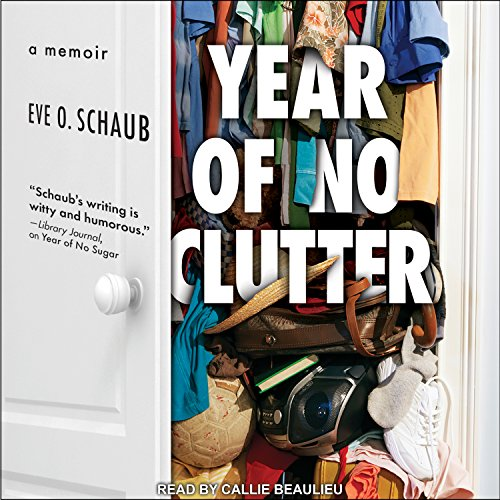 Year of No Clutter cover art