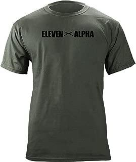 Army Infantry MOS 11 Alpha 11A Veteran Shirt