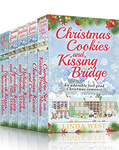 Christmas Cookies and Kissing Bridge - The Four Book Set: A Laugh Out Loud Romantic Comedy Series (Christmas on Kissing Bridge Mountain 4) (English Edition)