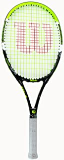 Wilson Milos Raonic Team 100 Tennis Racquet (L1)