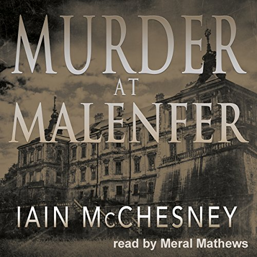 Murder at Malenfer audiobook cover art