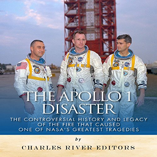 The Apollo 1 Disaster audiobook cover art
