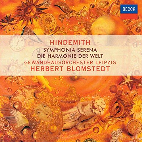Hindemith: Symphonia Serena - 3. Colloquy. Quiet