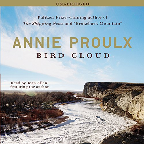 Bird Cloud audiobook cover art