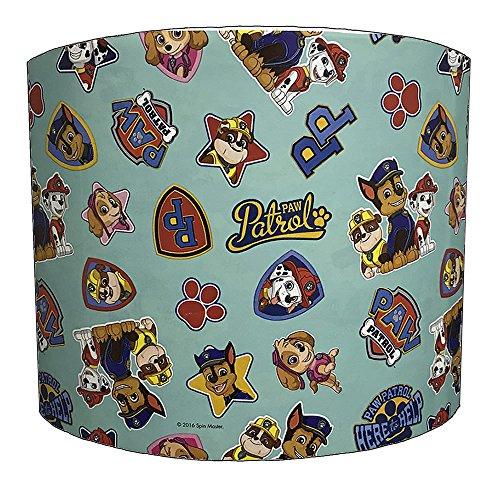 20,3cm Paw Patrol Kinder Lampenschirm für eine tabelle Lampe, 30,5 cm