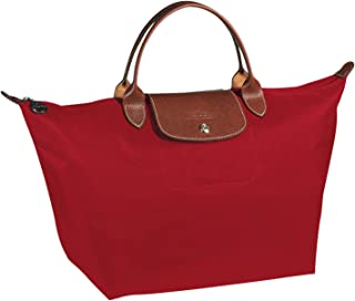 Lonngchamp Large Shoulder Tote Bag Nylon Le Pliage Handbags Folding Shopping Beach Travel Commuter Bag