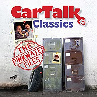 Car Talk Classics: The Pinkwater Files audiobook cover art
