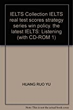 IELTS Collection IELTS real test scores strategy series win policy. the latest IELTS: Listening (with CD-ROM 1)