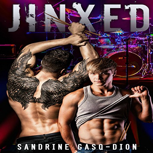 Jinxed audiobook cover art