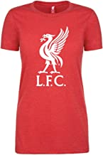Anfield Shop Liverpool FC Womens Red T-Shirt with Liverbird