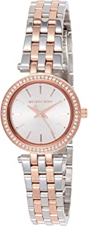 Michael Kors Darci Women's Dial Stainless Steel Band Watch - MK3298