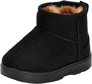Matt Keely Bebé Invierno Zapatos Niños Niña Botas de nieve Niñito Botines de felpa