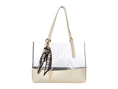 ZAC Zac Posen Posen Tote Solid (Swan) Handbags