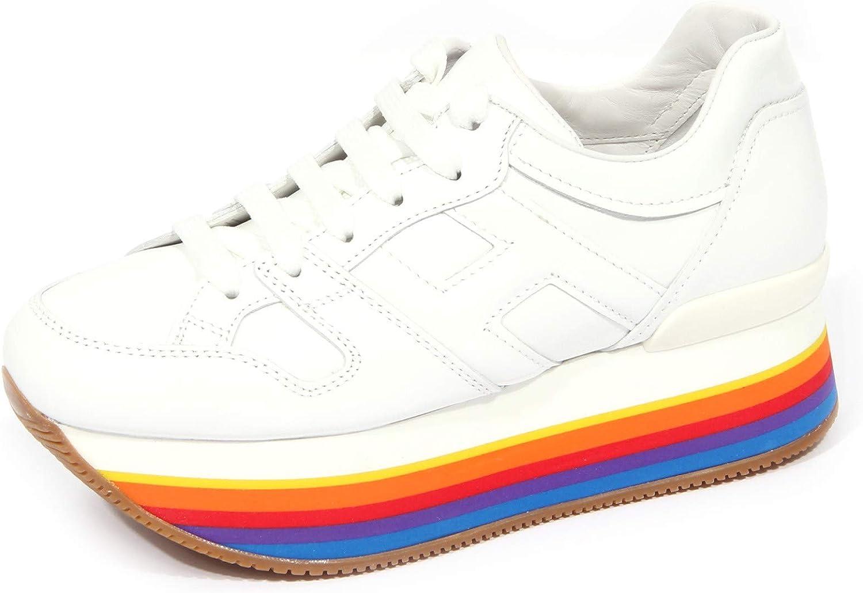 Hogan 1717J Sneaker Donna White 86 H421