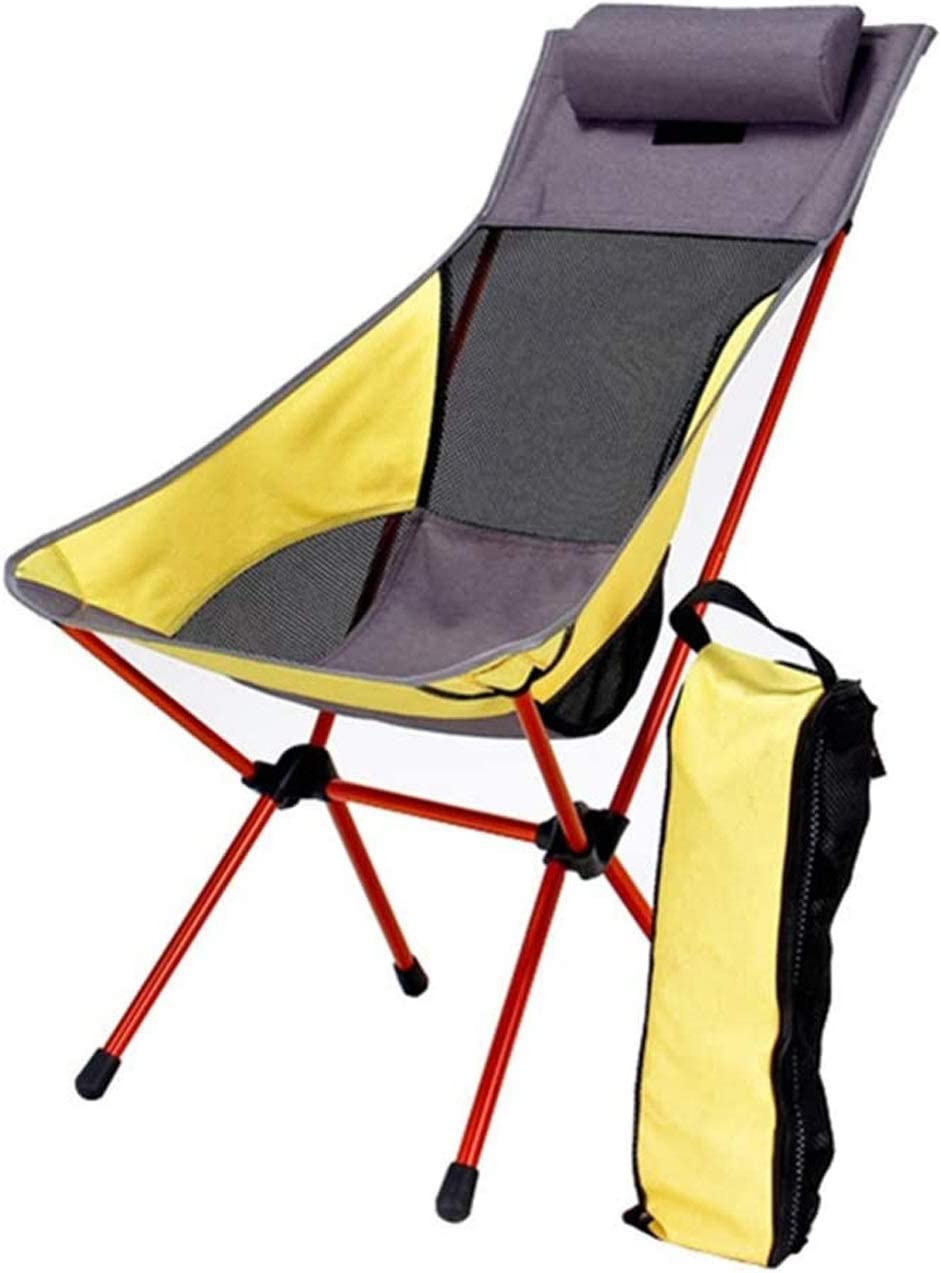 DJDLLZY Outdoor Dealing full price reduction Folding Chair Deck Chai Camping Animer and price revision Portable