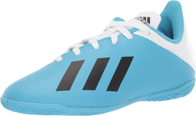 adidas Unisex-Child X 19.4 Indoor Soccer Shoe