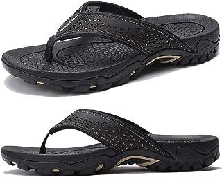 Mens Thong Sandals Indoor and Outdoor Beach Flip Flop