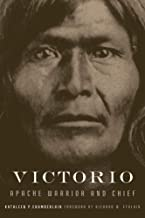 Victorio: Apache Warrior and Chief (The Oklahoma Western Biographies)