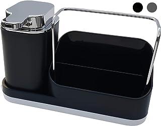 dreamhouse Organiseur d'évier de cuisine de qualité supérieure et robuste, pour évier, lavage, support éponge Sink Kitchen...