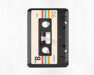 Retro Mix Tape Cassette Light Switch Cover Outlet Cover Retro Switchplate 80s Decor I Love the 80s