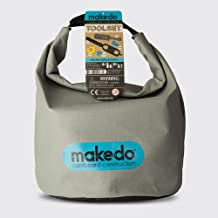 Makedo Cardboard Construction Toolset, Includes 360 Reusable Tools. Perfect for Whole-Classroom STEM STEAM Learning for Kids Age 4+