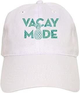 Vacay Mode Print Baseball Cap