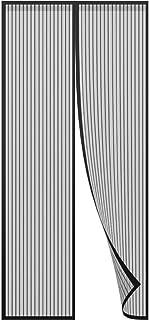 Anpro mosquito puerta mosquitera puerta 90 x 210cm, protecci
