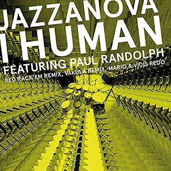 I Human feat. Paul Randolph - Remixes 2 (Red Rack'em / Mario & Vidis / Vakula)