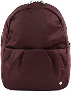 PACSAFE CITYSAFE CX ANTI-THEFT CONVERTIBLE BACKPACK (MERLOT)