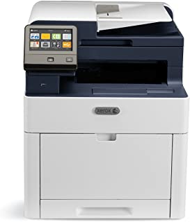 Best Xerox WorkCentre 6515/DN Color Multifunction Printer, Amazon Dash Replenishment Ready Review