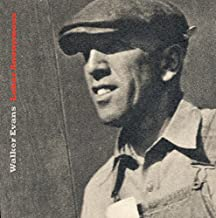 Walker Evans: Labor Anonymous by Dr David Campany (2016-03-22)