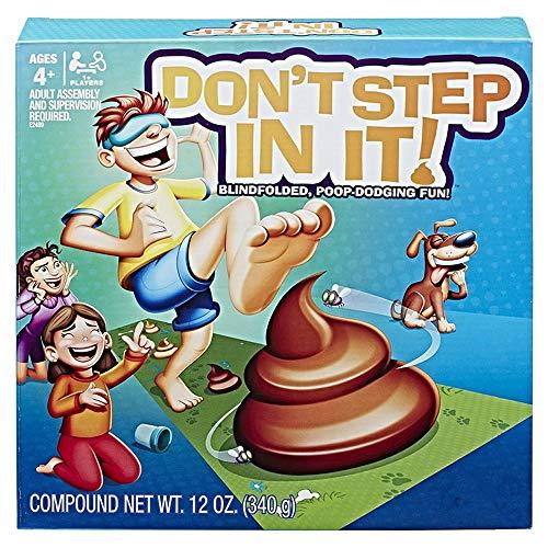 HEHEERHUO Interazione Genitore-Figlio Non Passo in Esso Hasbro Gioco di Gioco Non calpestare in It- - Giocattoli Non Funziona in Bambini